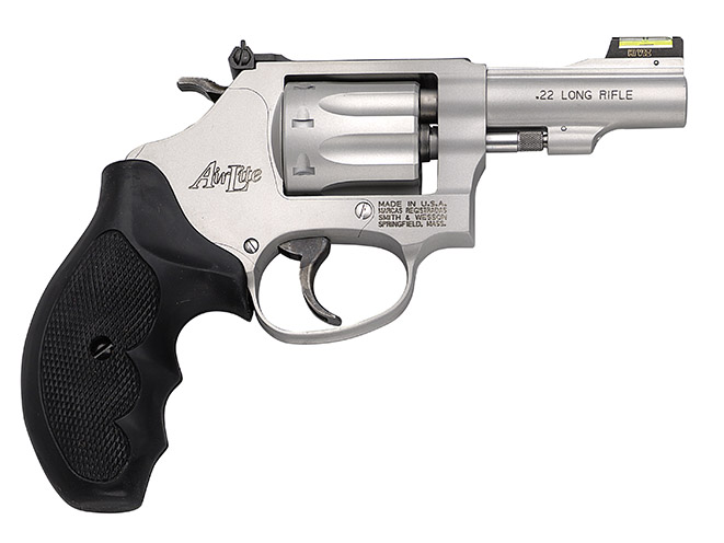 Smith & Wesson Model 317 Kit Gun pocket pistols