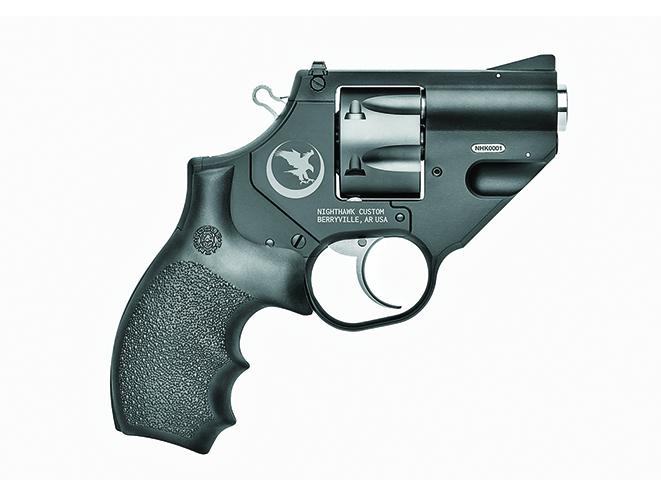 nighthawk-korth revolvers gun test