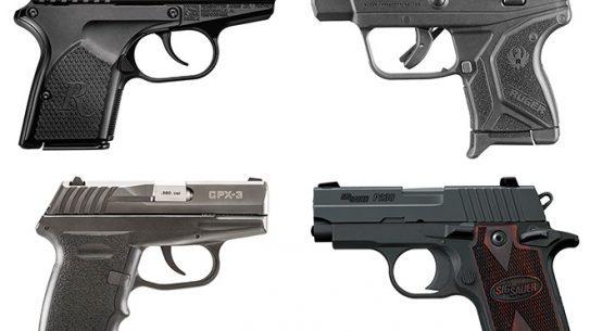 new pocket pistols for christmas