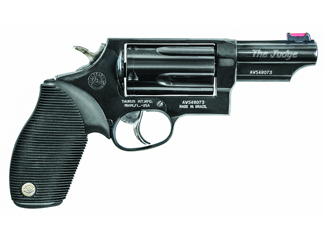 410 bore revolvers from taurus