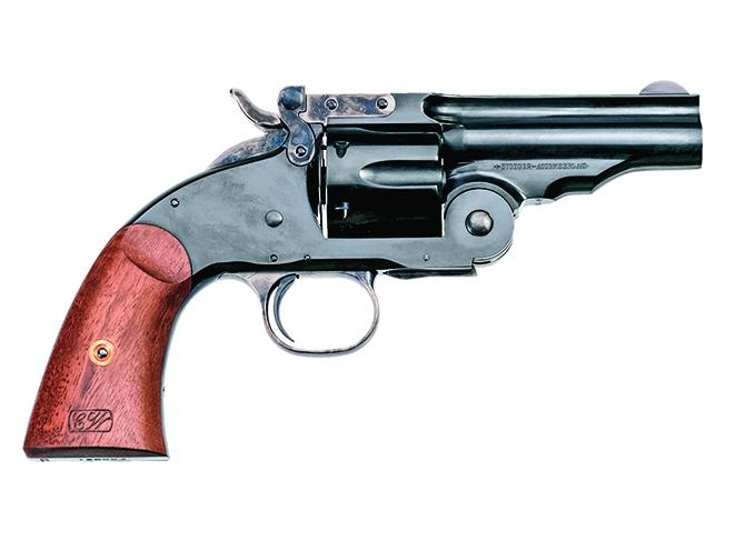 short-barreled revolvers Uberti 1875 No. 3 Top Break 2nd Model
