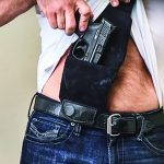 deep concealment urban carry holsters
