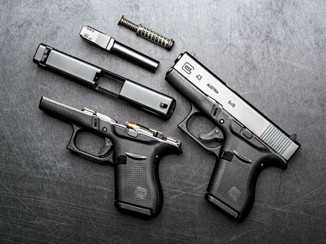 agi's Glock pistols course