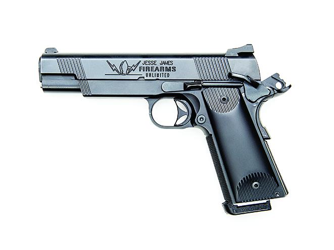 jesse james cisco handgun