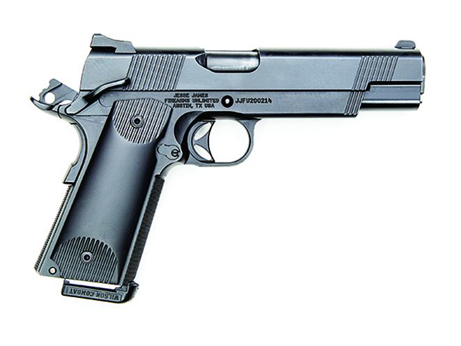 jesse james cisco pistol