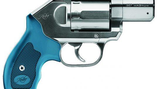the new Kimber K6s revolver