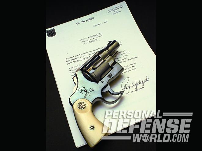 fitz special revolvers