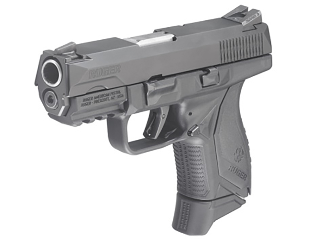 ruger american pistol compact .45