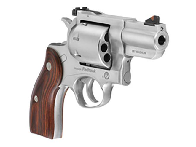 ruger gp100 and ruger redhawk 357 magnum