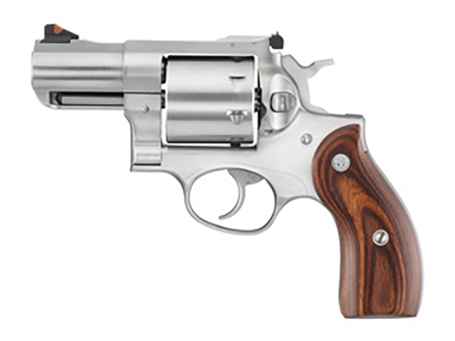 ruger redhawk and gp100 revolvers