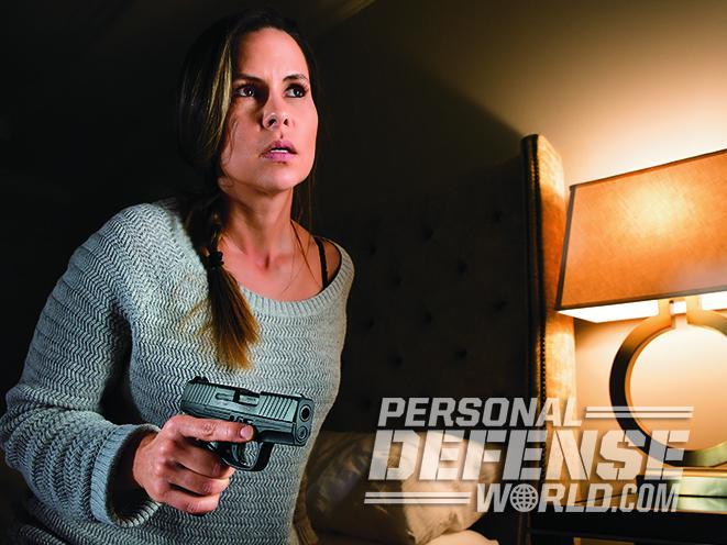 40 S&W handguns