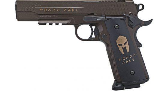 sig sauer 1911 spartan BB pistol