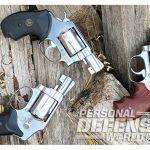 s&w j-frame revolver