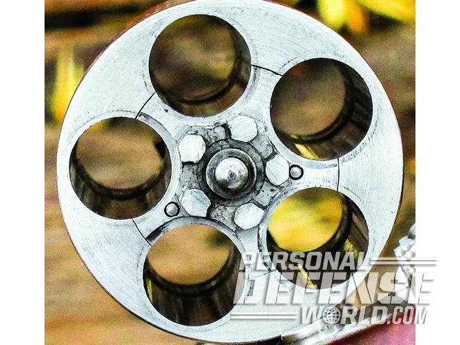 smith & wesson model 640 j-frame revolver