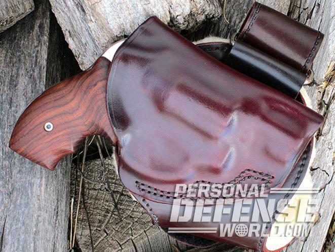 smith & wesson j-frame holster