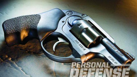 home defense revolvers
