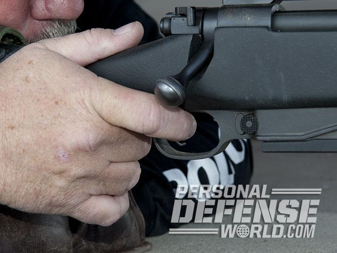 precision rifle trigger