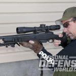 precision rifle shooting stance