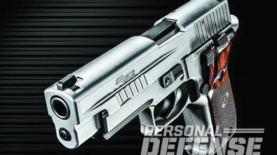Sig Sauer P226 ASE pistol