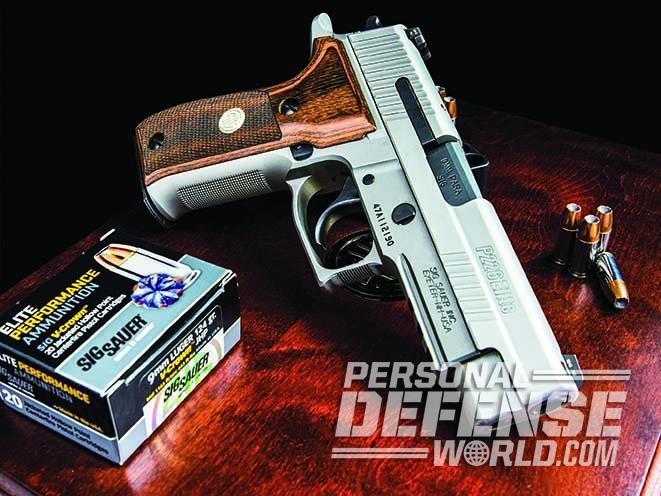 P226 ASE pistols