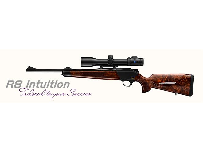 R8 Blaser Intuition rifle