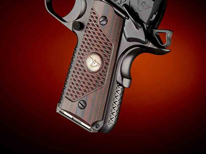Bill Wilson Carry II grip