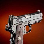 Bill Wilson Carry II rear sights