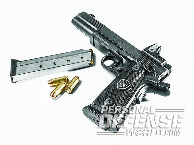 Republic Forge 1911 handgun