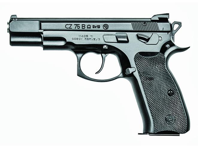 CZ full-sized handguns