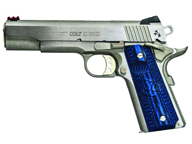 new guns from colt