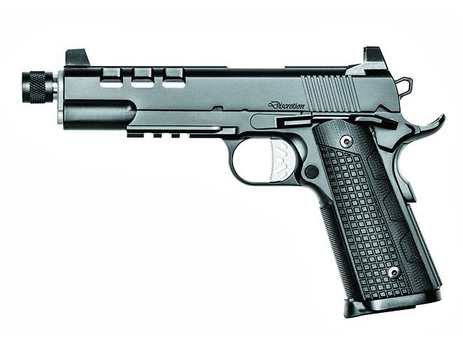 Dan Wesson full-sized handguns