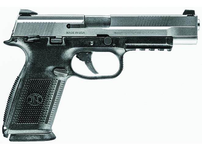 FNS full-sized handguns