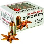 G2 Research Civic Duty Ammo shooting gear