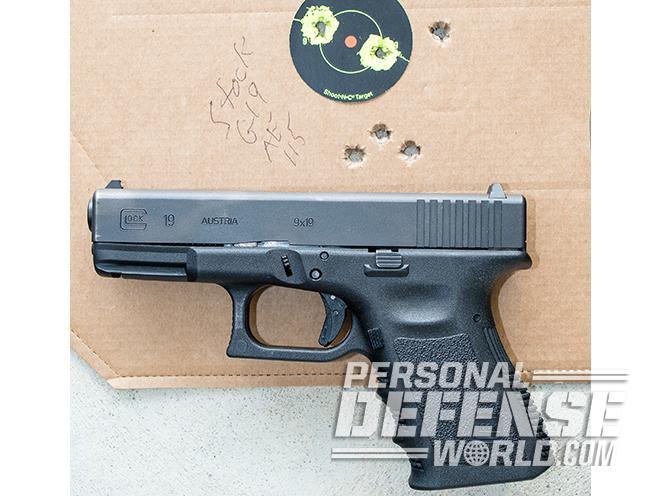 glock 19 target