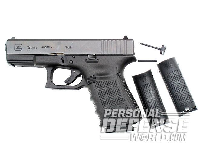 glock 19 backstraps