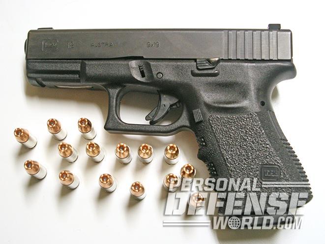 glock 19 ammo