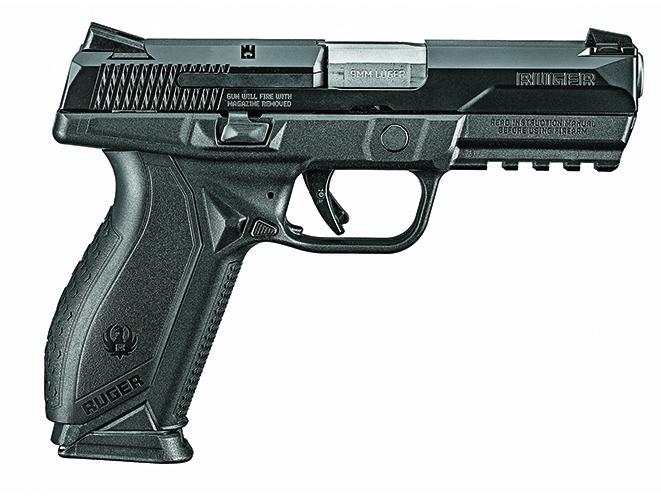 ruger american full-sized handguns
