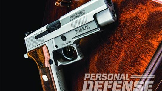Sig Sauer P226 ASE