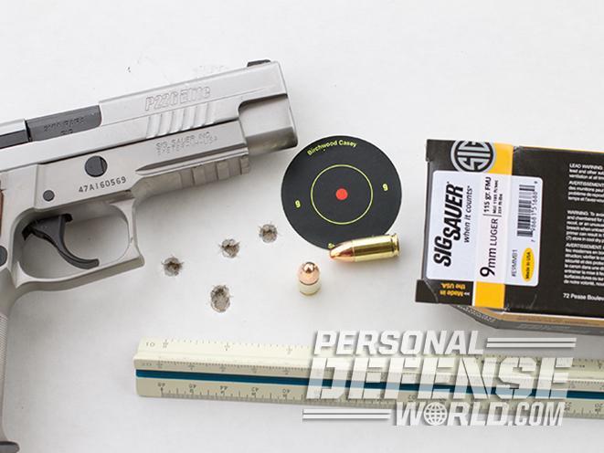 P226 ASE target