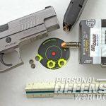 P226 ASE shooting