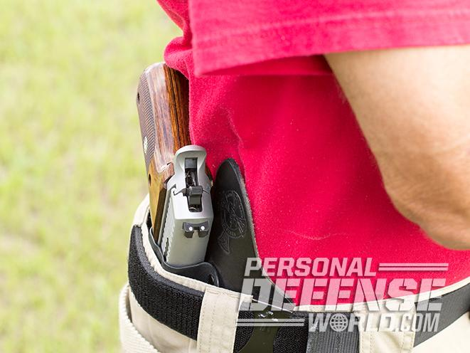 P226 ASE holster