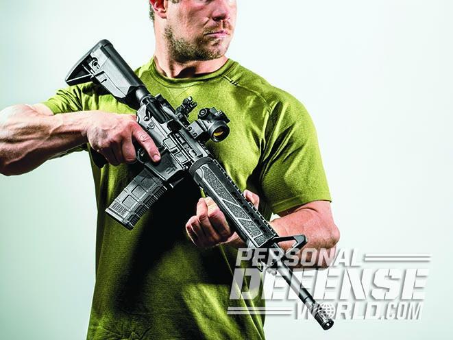 springfield saint rifle