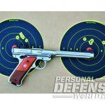 Ruger Mark IV Hunter target