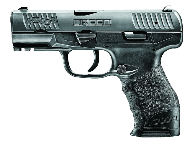 walther full-sized handguns