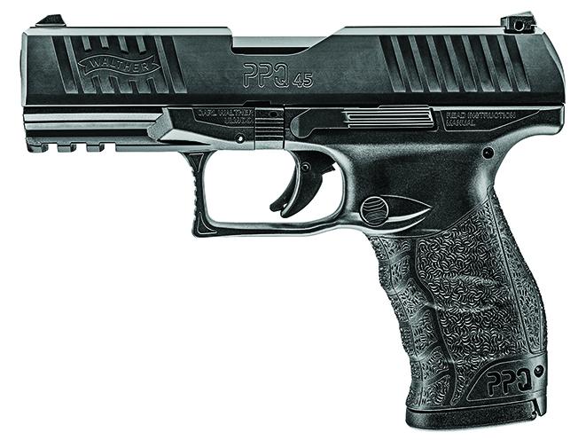 walther ppq 45 full-sized handguns