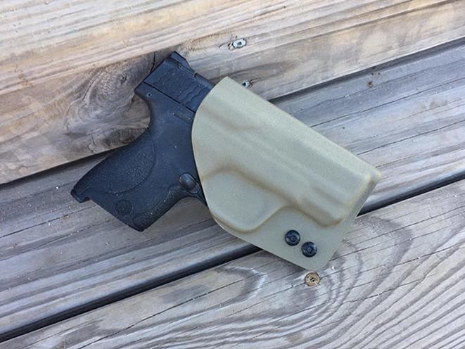 YetiTac Holsters shooting gear