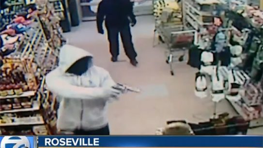 armed robbery roseville michigan