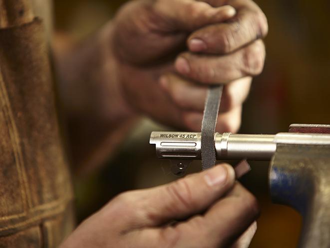 bill wilson wilson combat handguns