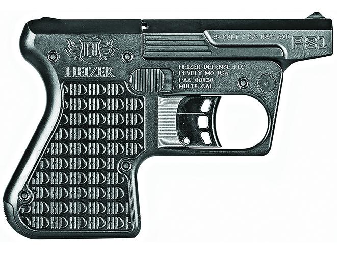 Heizer Defense PS1 derringers