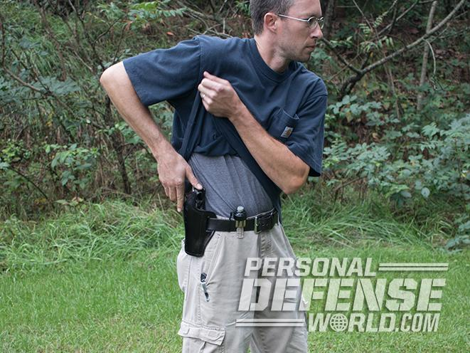 appendix carry holster tips
